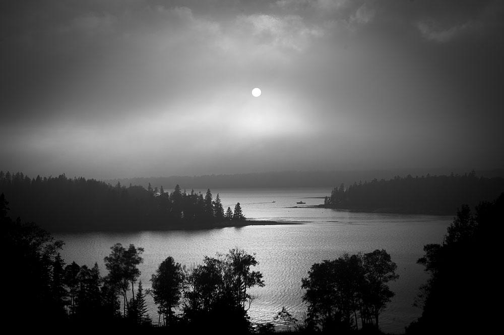 Islesboro Maine Landscapes