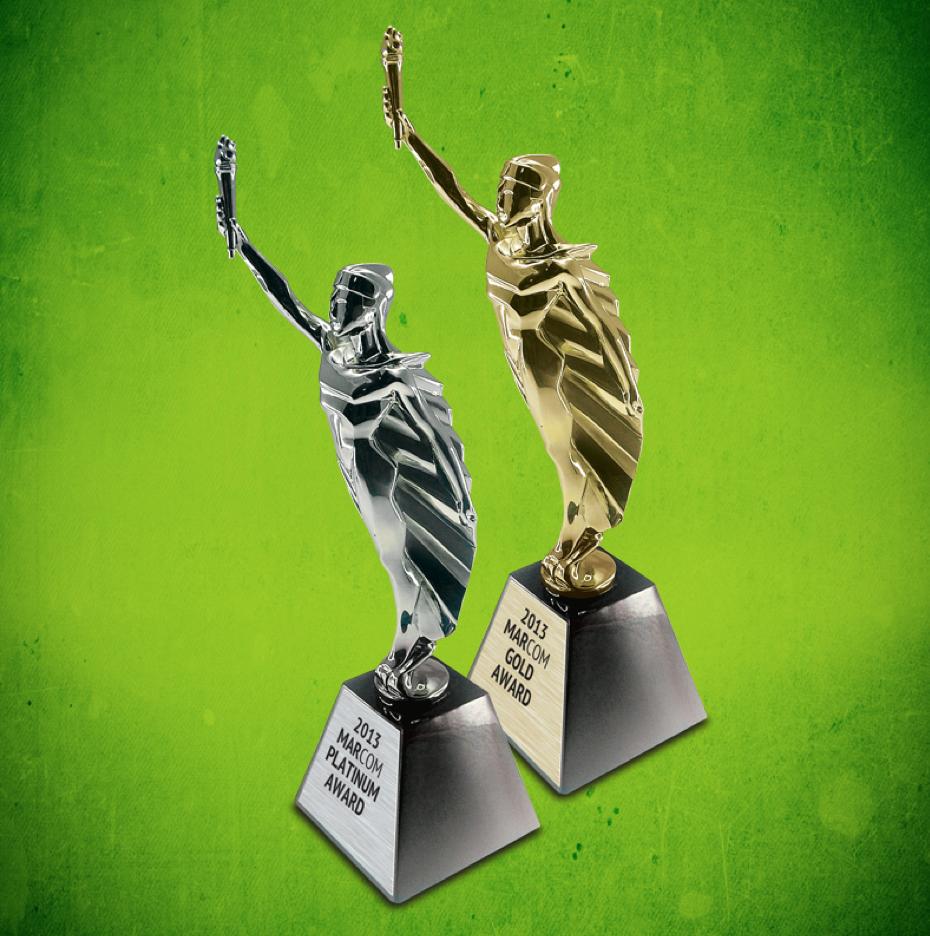 Llewellyn Creative Wins Platinum at Marcom Awards